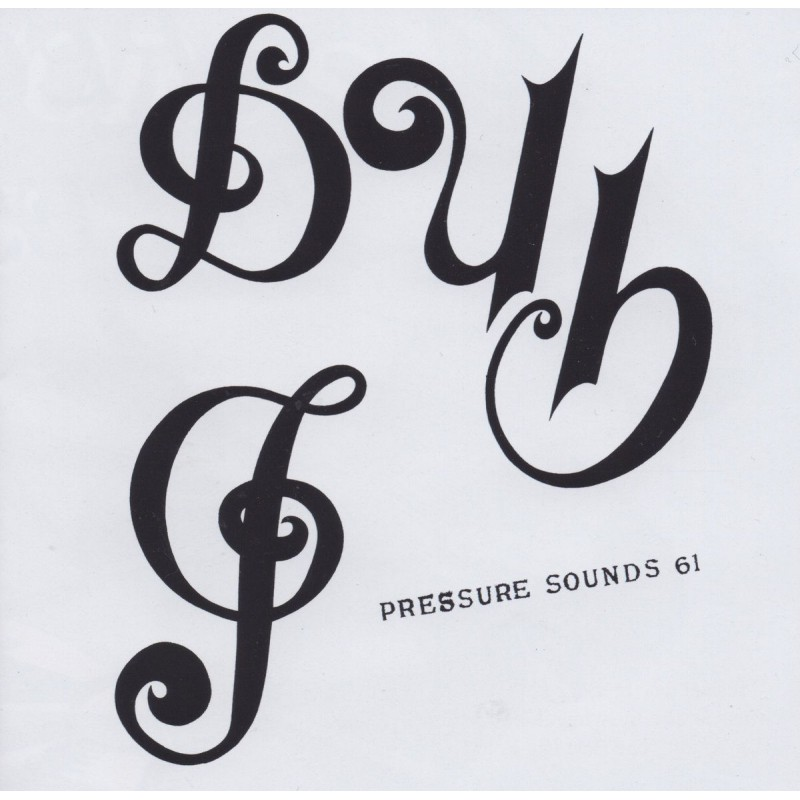 Jimmy Radway & The Fe Me Time All Stars - Dub I (Pressure Sounds) CD