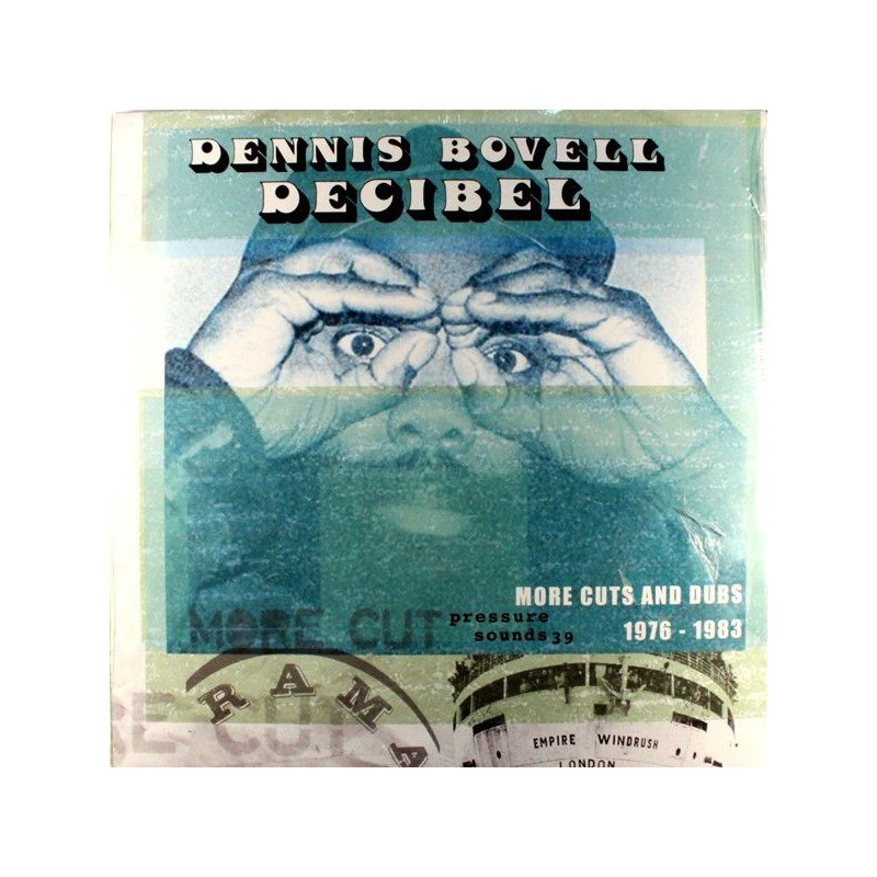 Dennis Bovell - Decibel (More Cuts And Dubs 1976 - 1983) (Pressure Sounds) CD