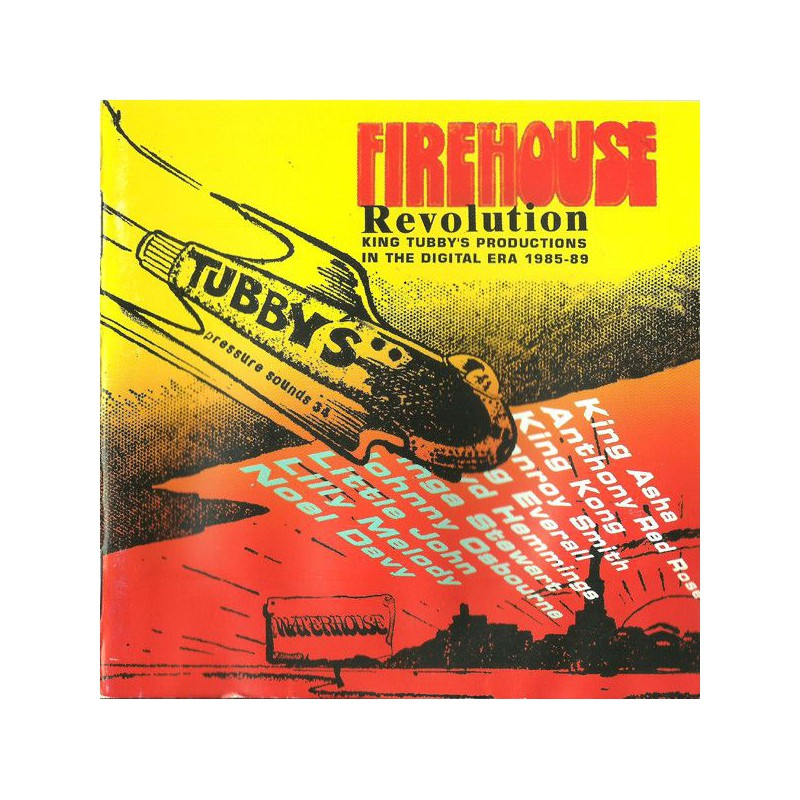 Various - Firehouse Revolution (Pressure Sounds) CD