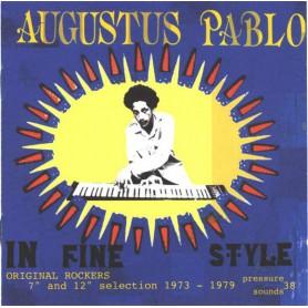 Augustus Pablo - In Fine Style (Pressure Sounds) CD