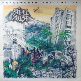 (LP) STEEL PULSE - HANDSWORTH REVOLUTION