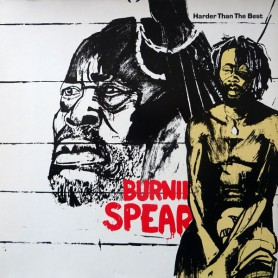 (LP) BURNING SPEAR - HARDER THAN THE BEST