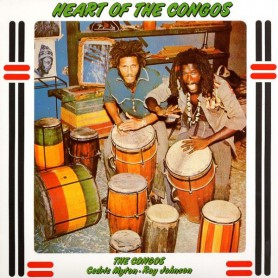 (LP) CONGOS - HEART OF THE CONGOS