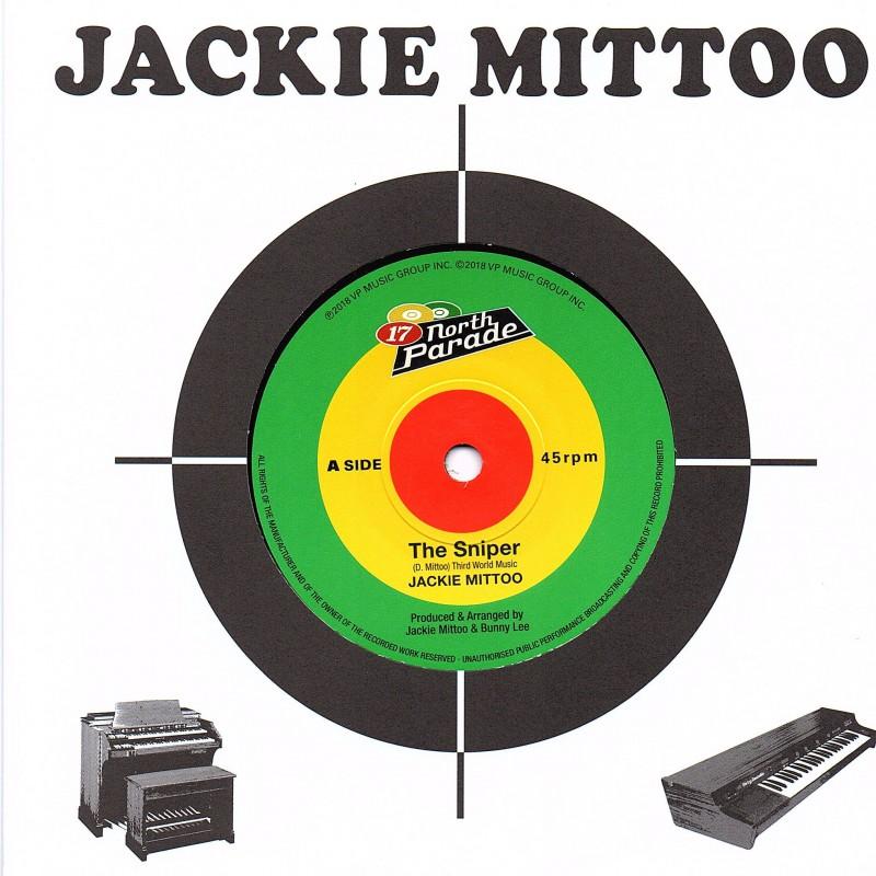 "(7"") JACKIE MITTOO - THE SNIPER / KING TUBBY & THE AGGROVATORS - DUB FI GWAN"