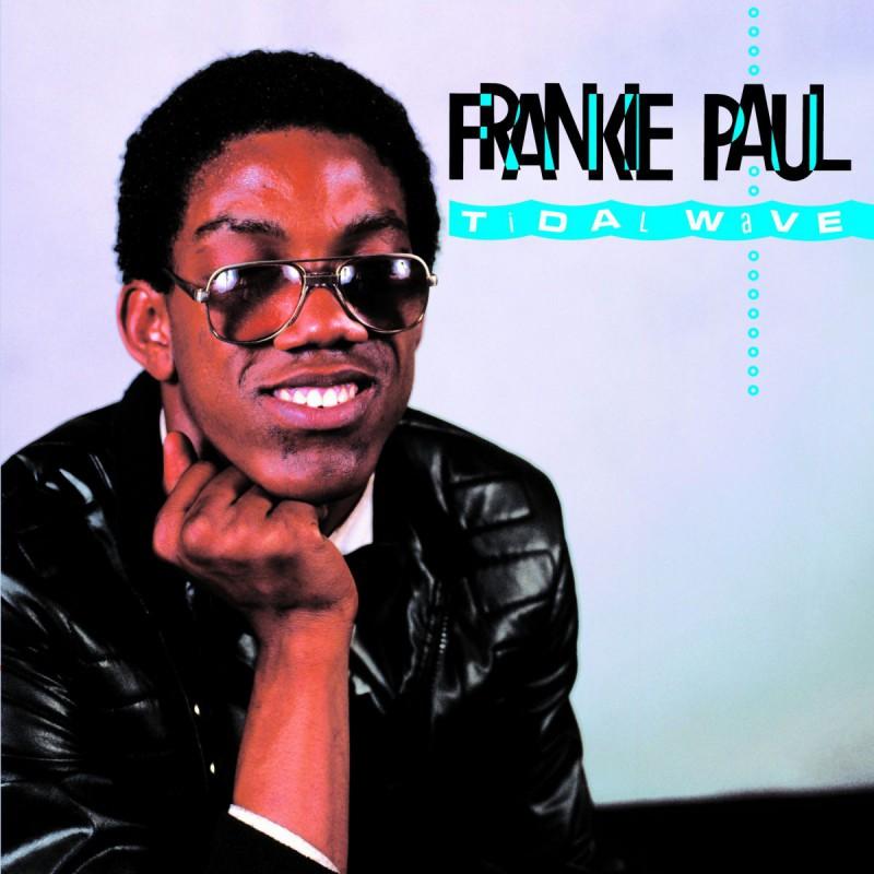 (LP) FRANKIE PAUL - TIDAL WAVE