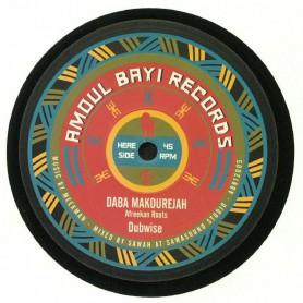 "(12"") DABA MAKOUREJAH - AFREEKAN ROOTS / GALAS - MY SWEET AFREEKA"