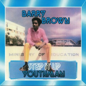 (LP) BARRY BROWN - STEP IT UP YOUTHMAN