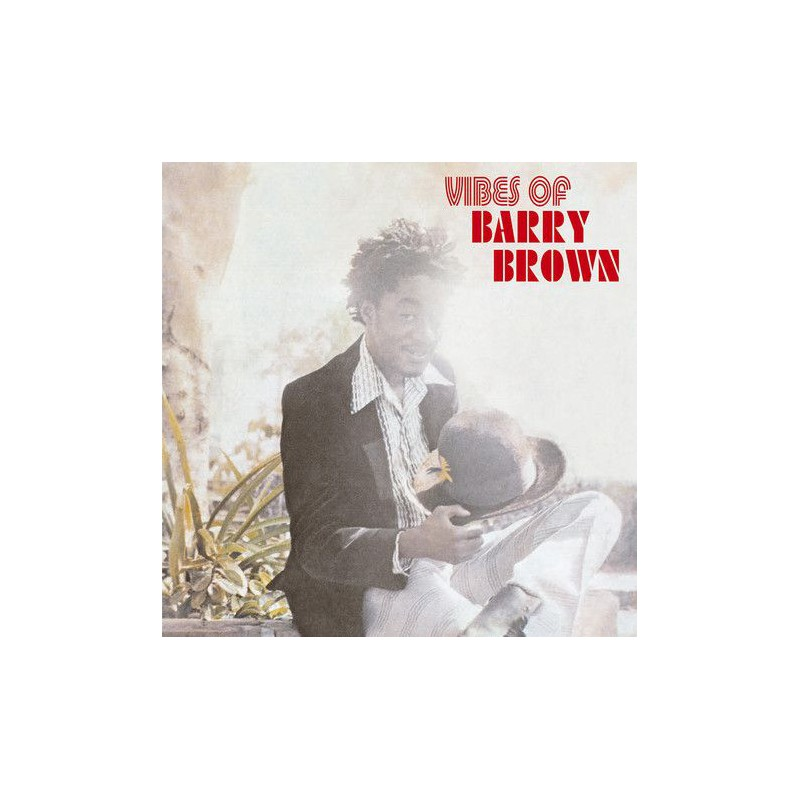 (LP) BARRY BROWN - VIBES OF BARRY BROWN