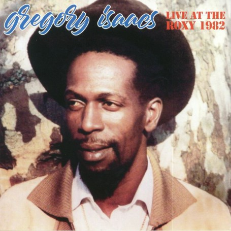(2xLP) GREGORY ISAACS - LIVE AT THE ROXY
