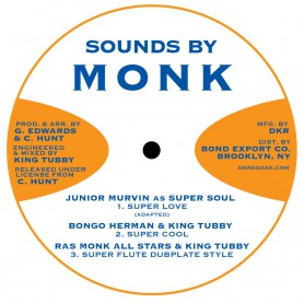 "(12"") JR MURVIN & I ROY - SUPER LOVE"