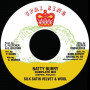 "(7"") SILK VELVET SATIN & WOOL - NATTY BURRY (Dubplate Mix)"