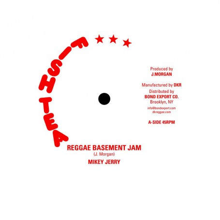 "(10"") MIKEY JERRY - REGGAE BASEMENT JAM / VERSION"