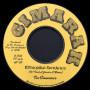 """(7"""") THE CIMARONS - ETHIOPIAN ROMANCE / J. CLERGUE & E. GENTET - ABYSSINIAN DANCE"""