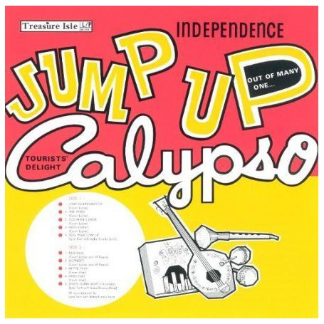 (LP) VARIOUS ARTISTS - INDEPENDENCE CALYPSO JUMP UP