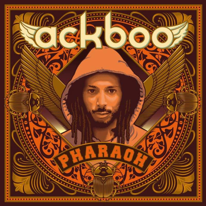 (LP) ACKBOO - PHARAOH