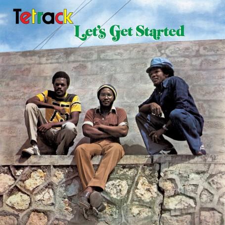 (LP) TETRACK - LET'S GET STARTED