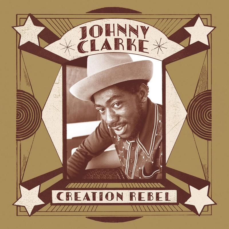 (2xLP) JOHNNY CLARKE - CREATION REBEL