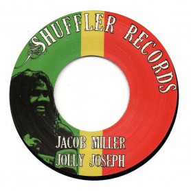 "(7"") JACOB MILLER - JOLLY JOSEPH / VERSION"
