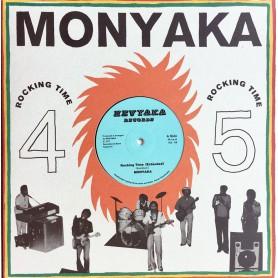 "(12"") MONYAKA - ROCKING TIME"