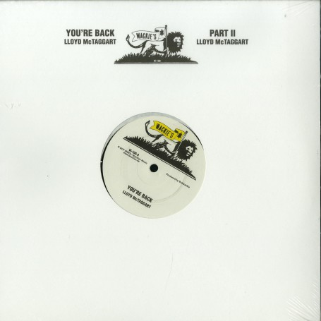 "(12"") LLOYD McTAGGART - YOU'RE BACK / PART II"