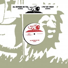 "(12"") JEZZREEL - ALL DEPENDS ON YOU / I PUT MY TRUST"