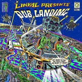 (2xLP) LINVAL THOMPSON - DUB LANDING VOL. 1
