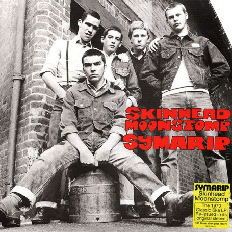 (LP) SYMARIP - SKINHEAD MOONSTOMP