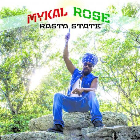 (LP) MYKAL ROSE - RASTA STATE