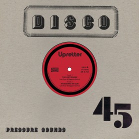 """(10"""") LEE PERRY & DIGGORY KENRICK - THE ANTISNAKE / RETURN ON THE ANTISNAKE"""