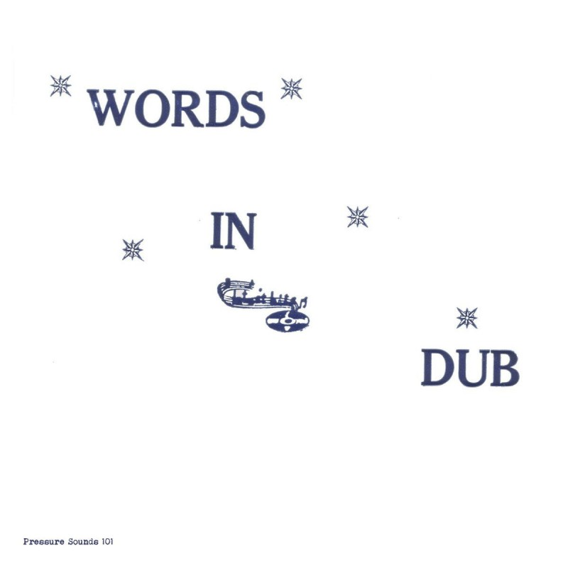 (LP) PHILIP FULLWOOD - WORDS IN DUB
