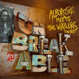 "(LP + 7"") ALBOROSIE MEETS THE WAILERS UNITED - UNBREAKABLE"