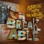 """(LP + 7"""") ALBOROSIE MEETS THE WAILERS UNITED - UNBREAKABLE"""