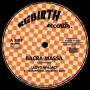 """(12"""") LLOYD WILLACY & THE HAPPINESS UNLIMITED BAND - BACRA MASSA / MORE THAN TONGUES"""