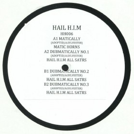 "(12"") MATIC HORNS - MATICALLY / HAIL H.I.M. ALL STARS - DUBMATICALLY"