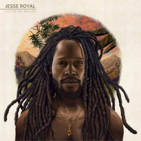 (LP) JESSE ROYAL - LILY OF DA VALLEY