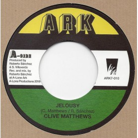 "(7"") CLIVE MATTHEWS - JELOUSY / VERSION"