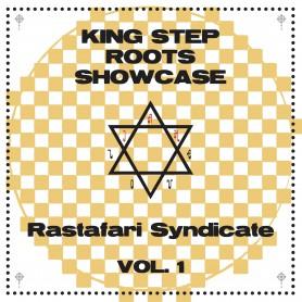 (LP) (Pre-Commande) KING STEP ROOTS SHOWCASE : RASTAFARI SYNDICATE VOL.1