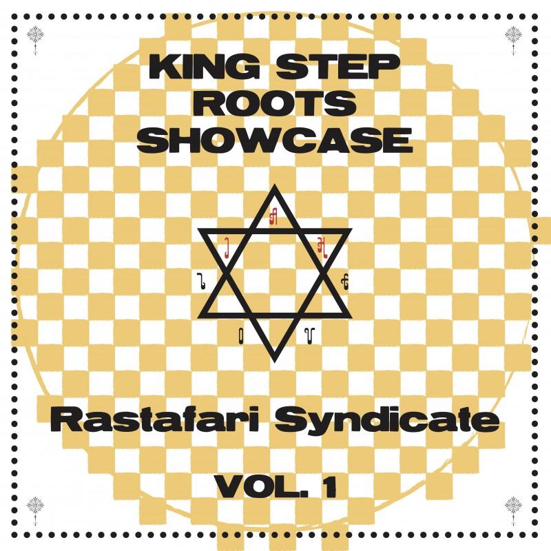 (LP) KING STEP ROOTS SHOWCASE : RASTAFARI SYNDICATE VOL.1