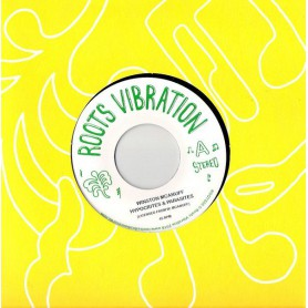 "(7"") WINSTON MCANUFF - HYPOCRITES & PARASITES / FATMAN RIDDIM SECTION - STABBED YU IN DE BACK"