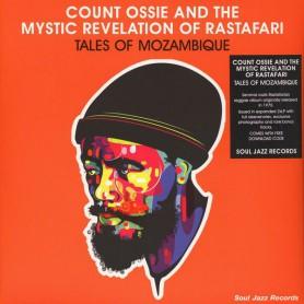 (2xLP) COUNT OSSIE & THE MYSTIC REVELATION OF RASTAFARI - TALES OF MOZAMBIQUE