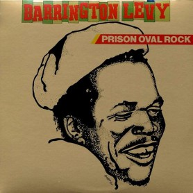 (LP) BARRINGTON LEVY - PRISON OVAL ROCK