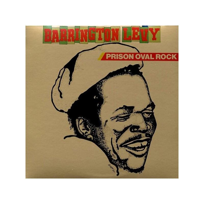 (LP) BARRINGTON LEVY - PRISON OVAL ROCK