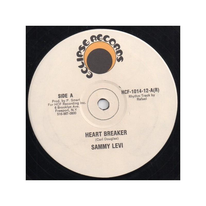 "(12"") SAMMY LEVI - HEART BREAKER / WRAP UP"