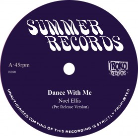 "(12"") NOEL ELLIS - DANCE WITH ME / MEMORIES"