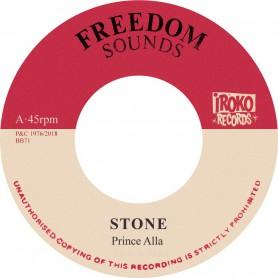 """(7"""") PRINCE ALLA - STONE / GREAT STONE"""