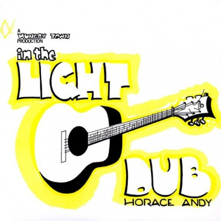 (LP) HORACE ANDY - IN THE LIGHT DUB