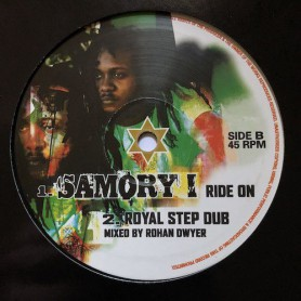 "(10"") SAMORY I - RIDE ON"