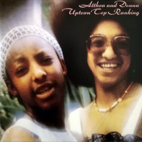 (LP) ALTHEA & DONNA - UPTOWN TOP RANKING