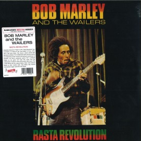 (LP) BOB MARLEY & THE WAILERS - RASTA REVOLUTION