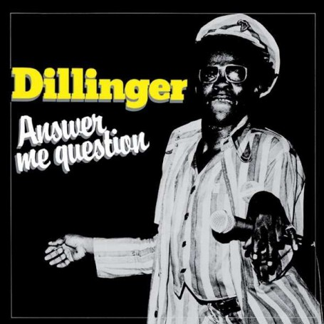 (LP) DILLINGER - ANSWER ME QUESTION